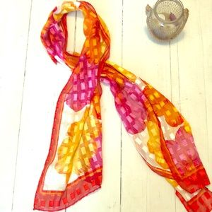 Accessories - Floral Printed scarf 🧣